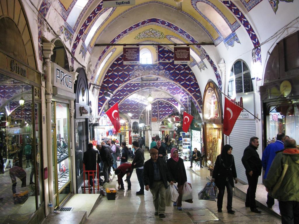 La pas prin Istanbul. Turistanbul