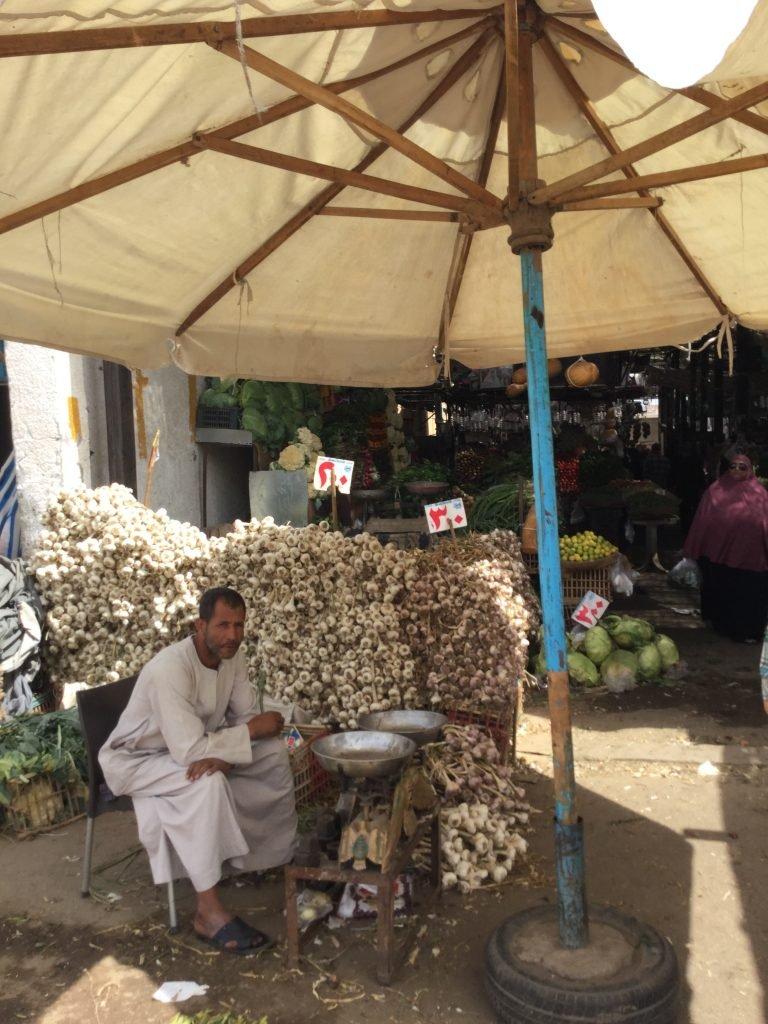 ce mănânci în Egipt