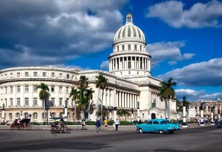 Capitoliu - Havana, Cuba