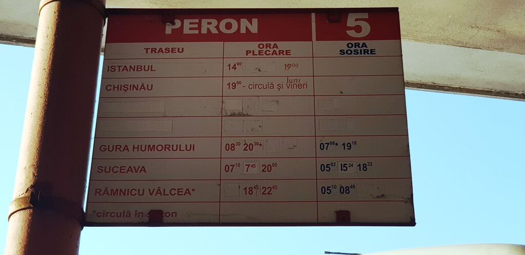 autocar - Condor - Istanbul