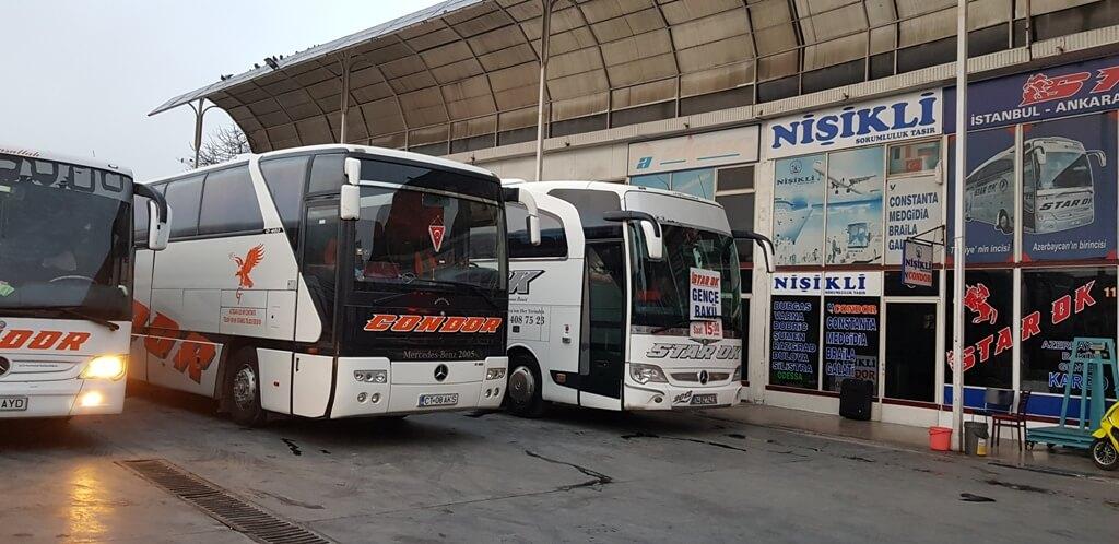 Spre Istanbul, cu autocarul