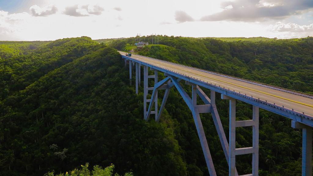 Podul Bacunayagua - Cuba