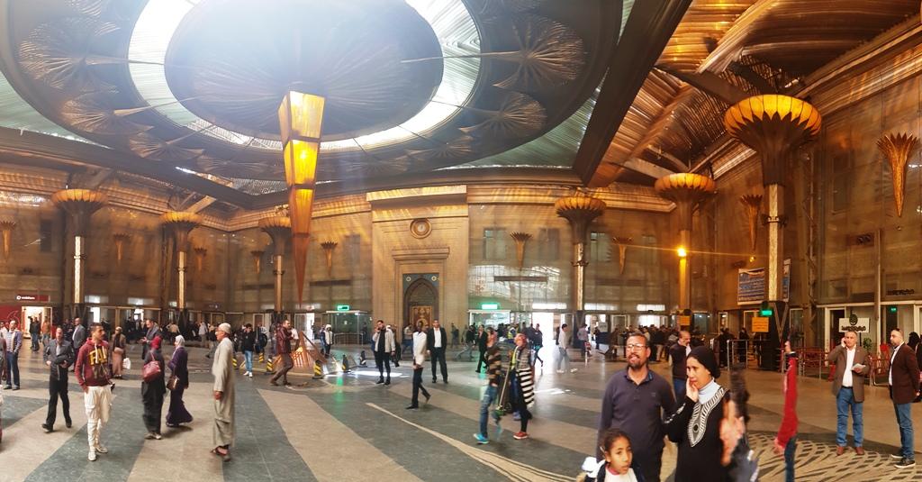 3 zile în Cairo - Ramses Station