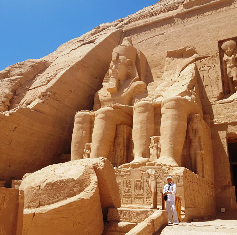 Templele de la Abu Simbel