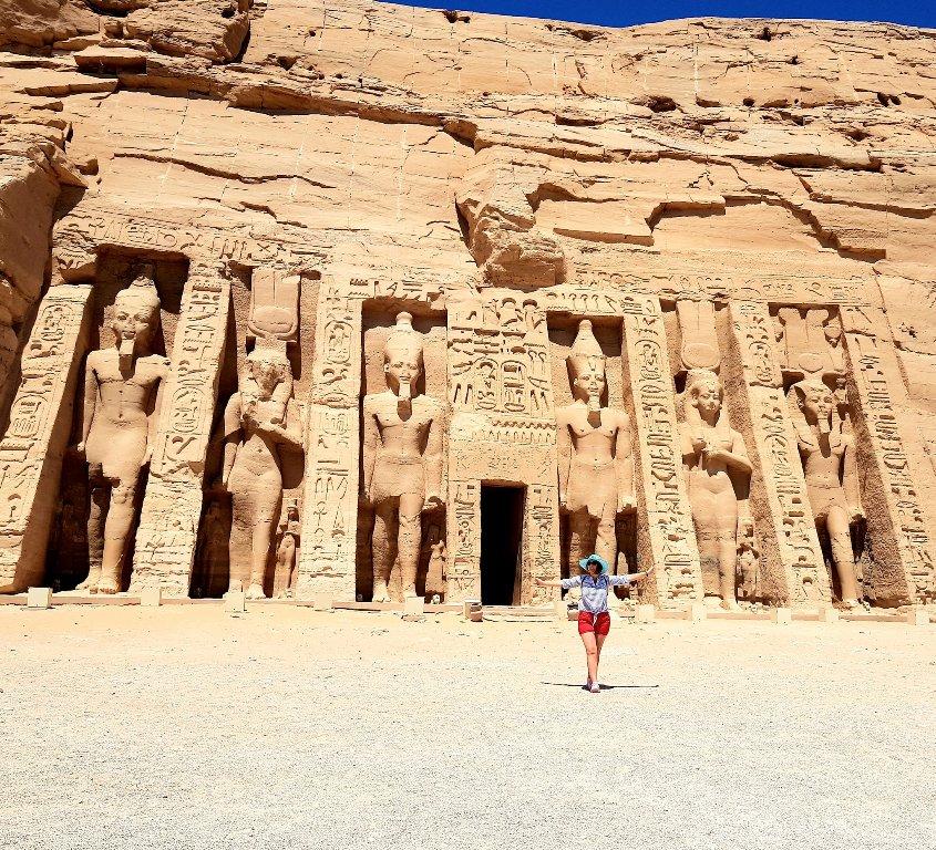 O lună în Egipt