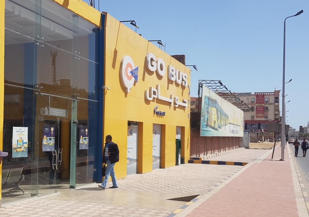 De la Hurghada la Cairo cu Go-Bus