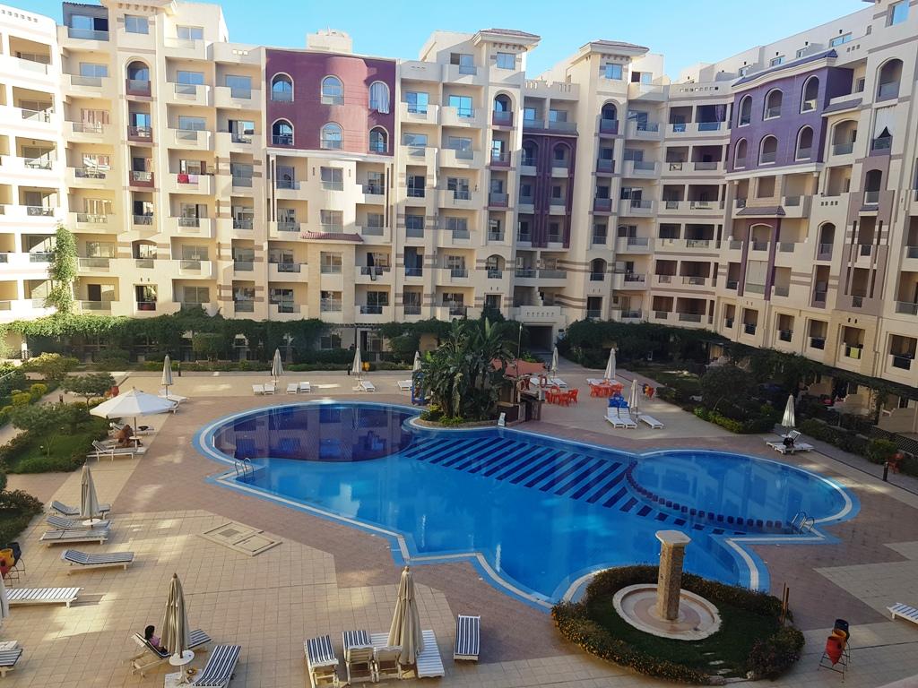 apartament Florenza Kamsin Hurghada