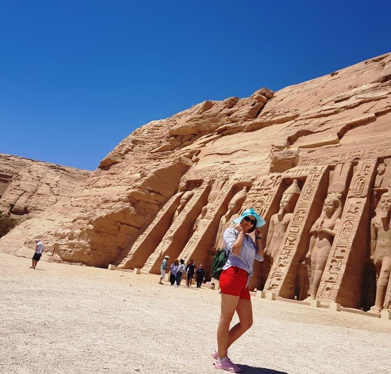 Cum ajungi de la Aswan la Templele de la Abu Simbel