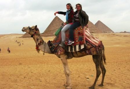 Riscuri Egipt