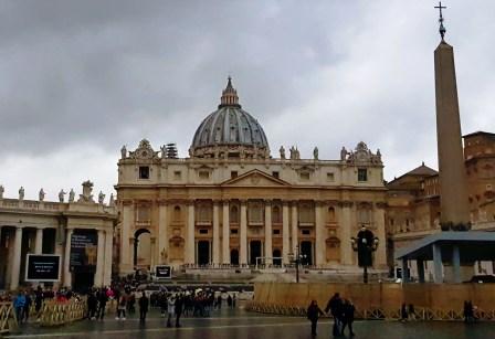 Cupola Basilicii San Pietro