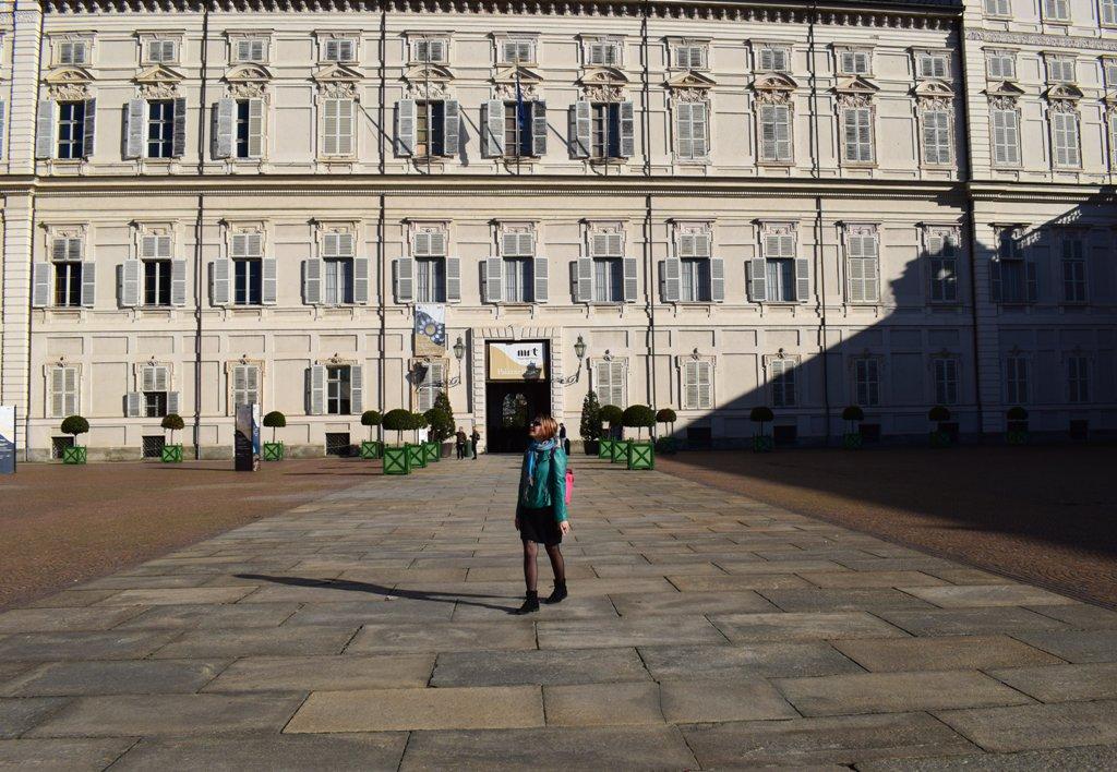 turist prin Torino