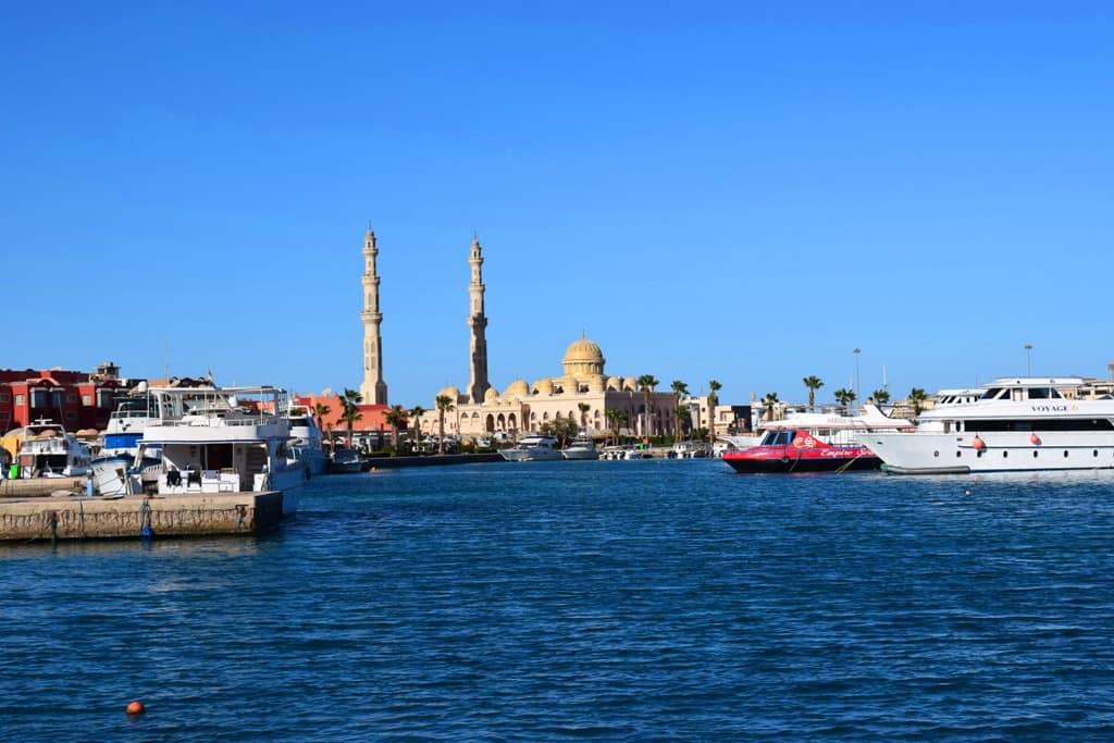 prima lună petrecută în Egipt