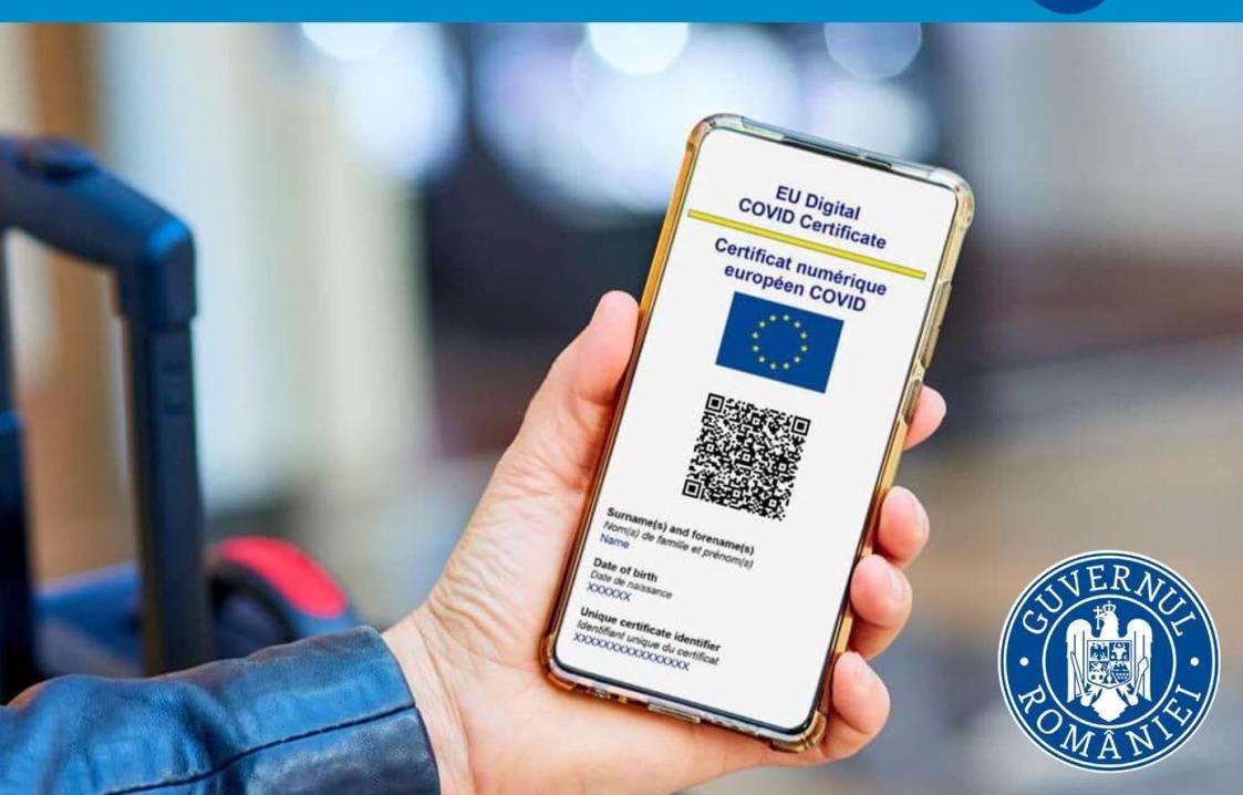 Certificat digital Covid-19