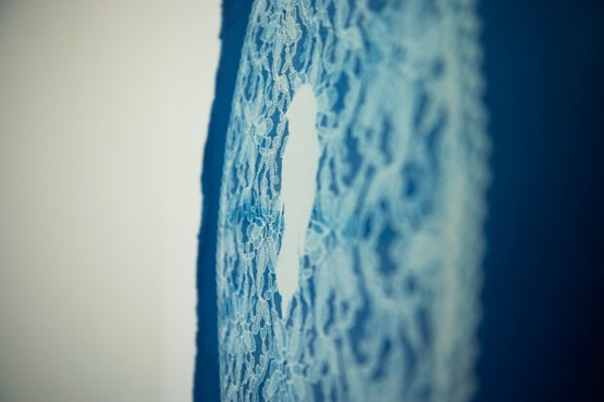 Angela Chalmers cyanotypes