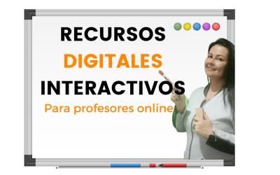 Recursos digitales interactivos