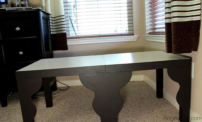 ikea hack lack table transforms to diy bench angela east rh angelaeast com