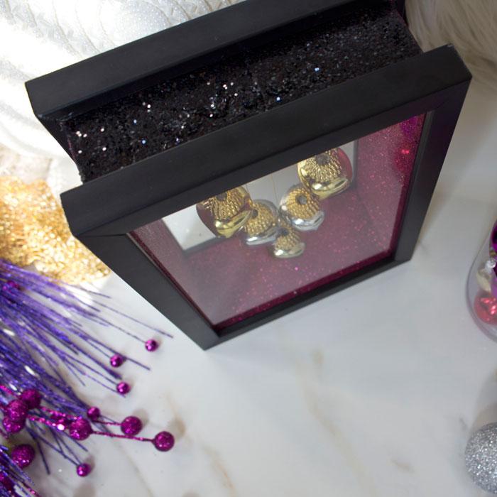 How To   Budget Friendly   Christmas DIY   Dollar Tree   Shadow Box   Home Decor   Home DIY
