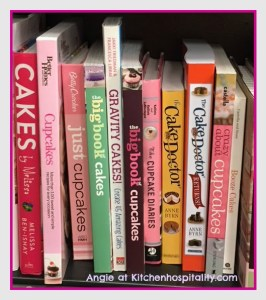 cookbooks for sweets