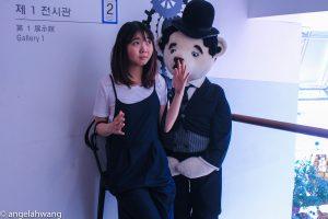 Chaplin Bear