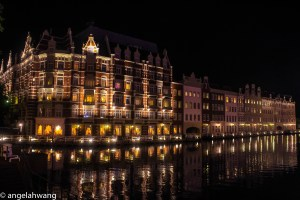 night huis ten bosch