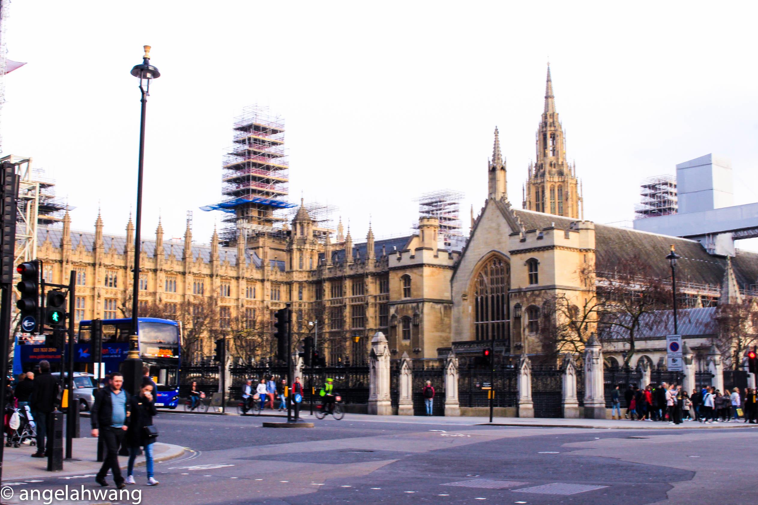 Central London - Big Ben