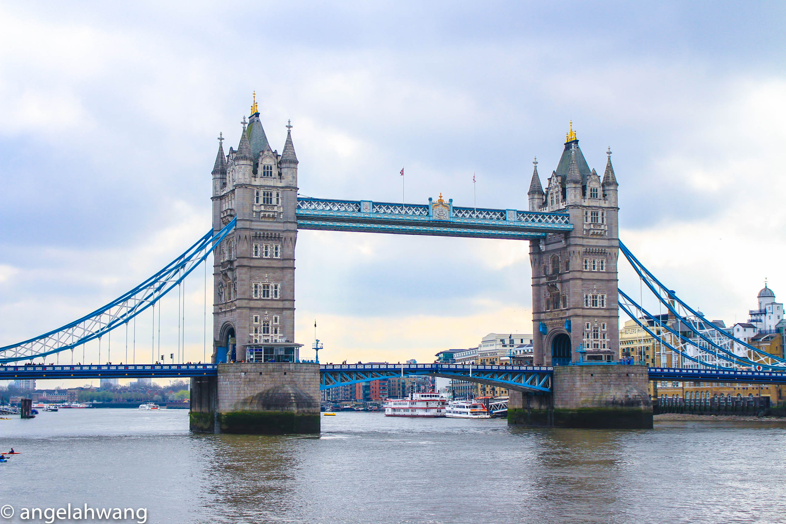 Central London - Tower Bridge