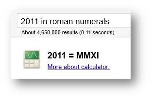 Hail Caesar - The Quick Way to Change Numbers to Roman Numerals (2/2)