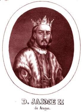 Resultado de imagen de Jaime II