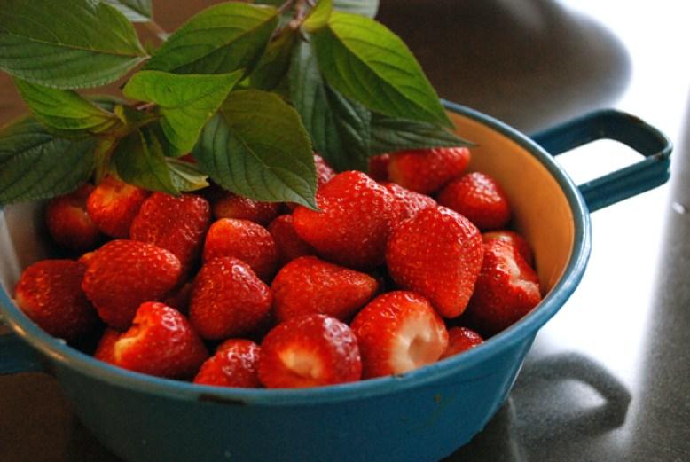 Jordbærmarmelade 2