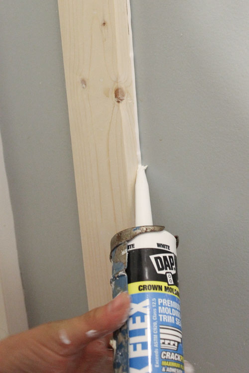 Board and Batten Bathroom DIY