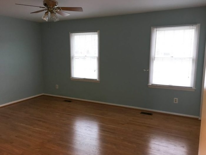New House Tour Before Photos