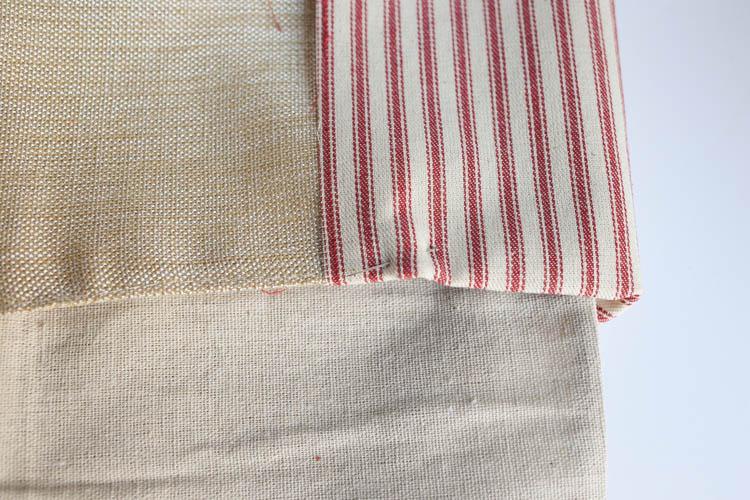 No Sew DIY Christmas Stocking