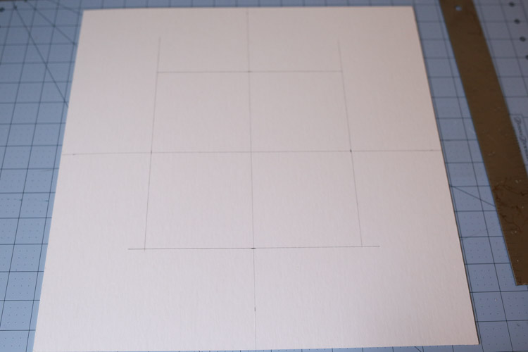 How To Make A Large Picture Frame On A Budget Angela Marie Made