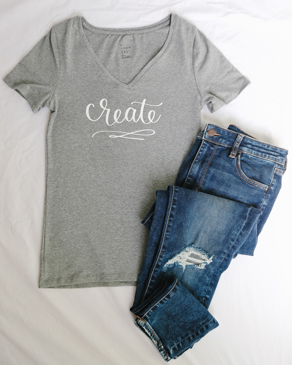 photo relating to How to Use Printable Heat Transfer Vinyl Cricut referred to as How in direction of Retain the services of Warm Shift Vinyl No cost Printable! - Angela