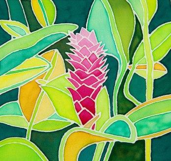 Hawaiian Pink Ginger