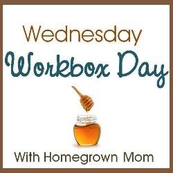 Wednesday workbox day250