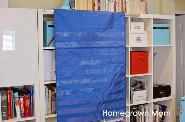 Homeschool Pocket Chart