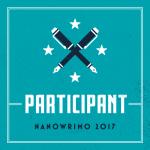 NaNoWriMo 2017 Participant