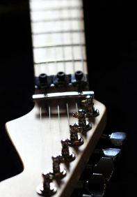 guitar neck fine art photograph by angela murdock