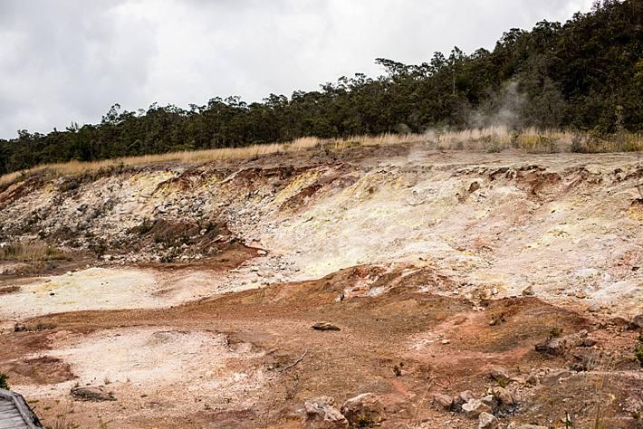 sulfur vents hawaii big island