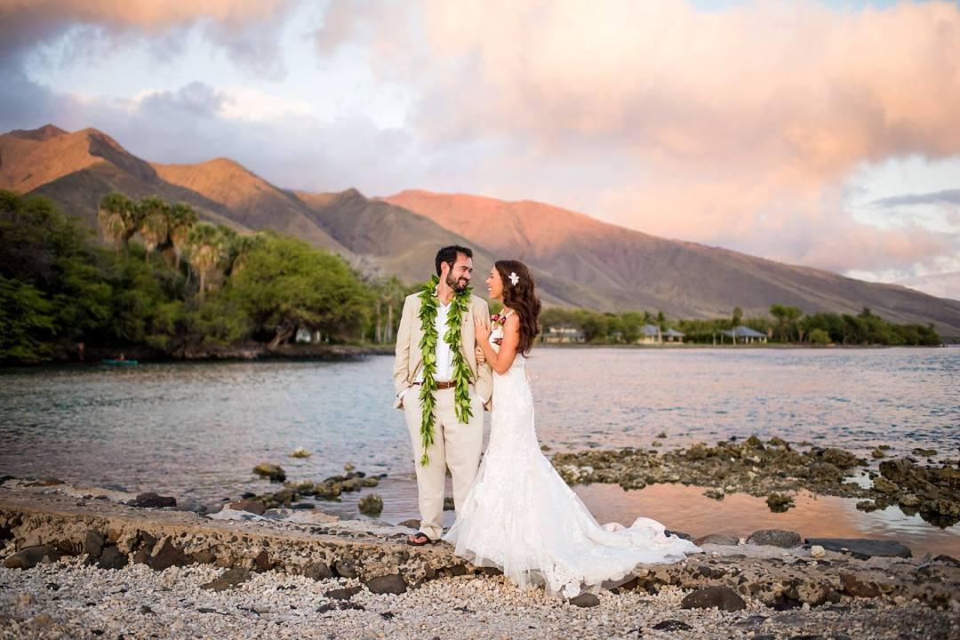 Olowalu Plantation House Maui Wedding Photographer_0029