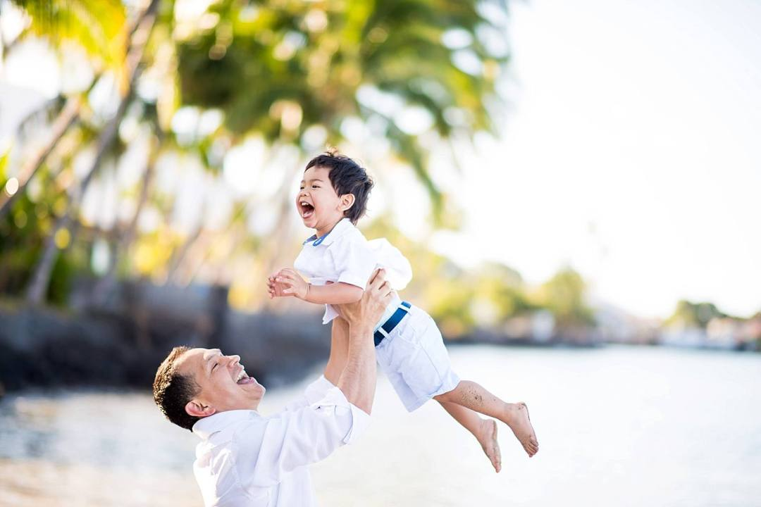 Lahaina Family Photographer - Baby Beach_0005