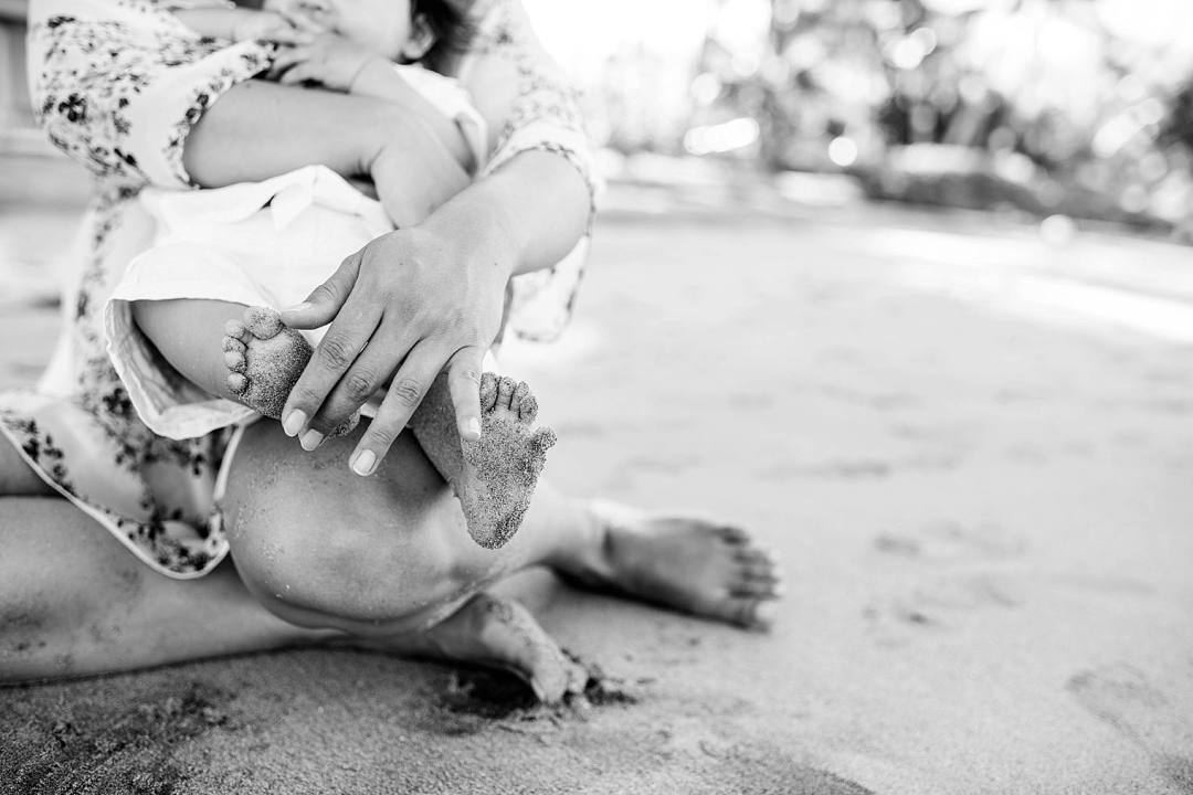 Lahaina Family Photographer - Baby Beach_0010
