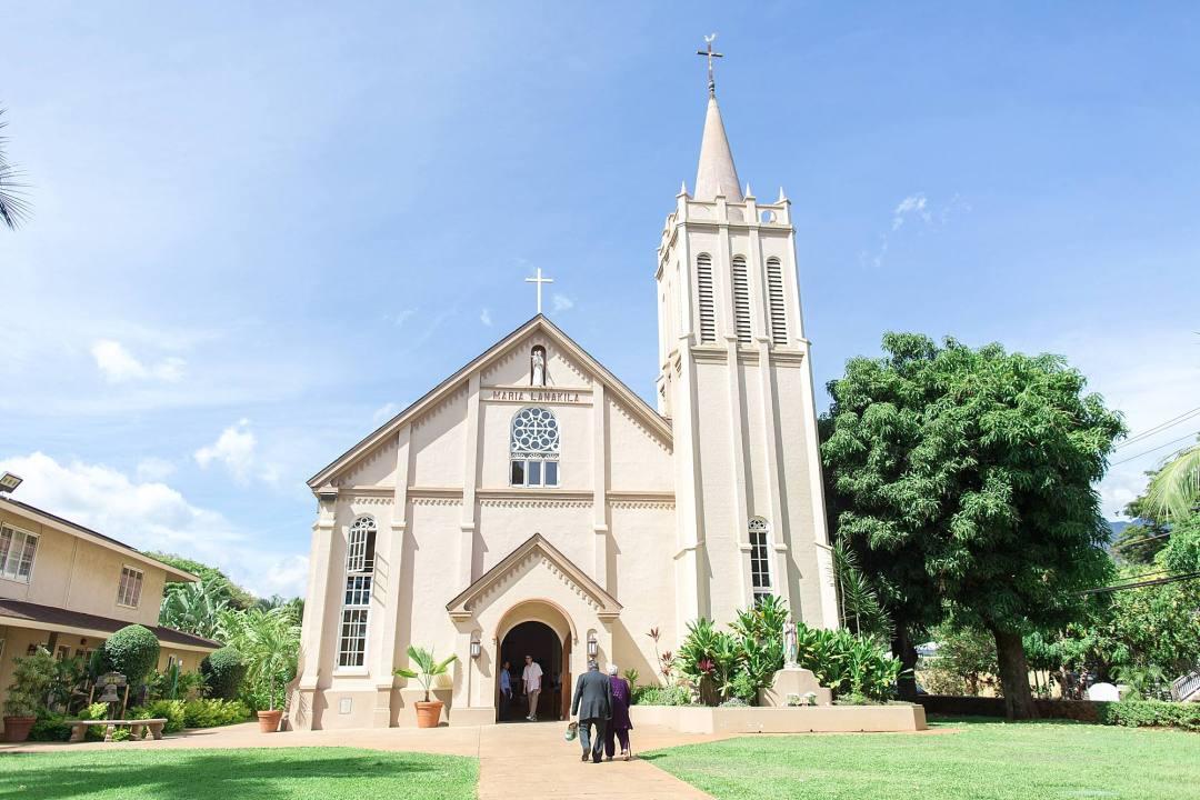 maria lanakila church in lahaina