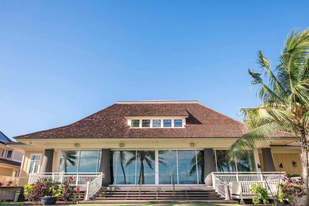 Sugar Beach Events House
