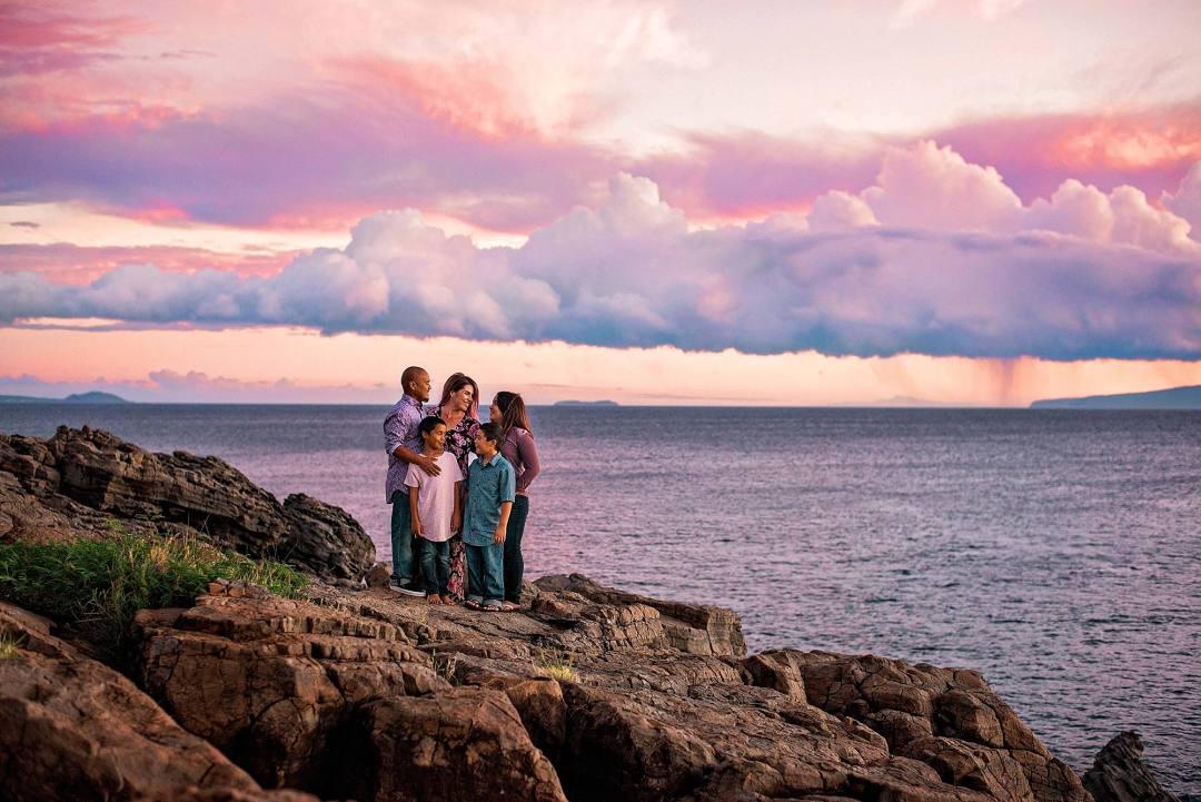 family photographer in maui, hawaii