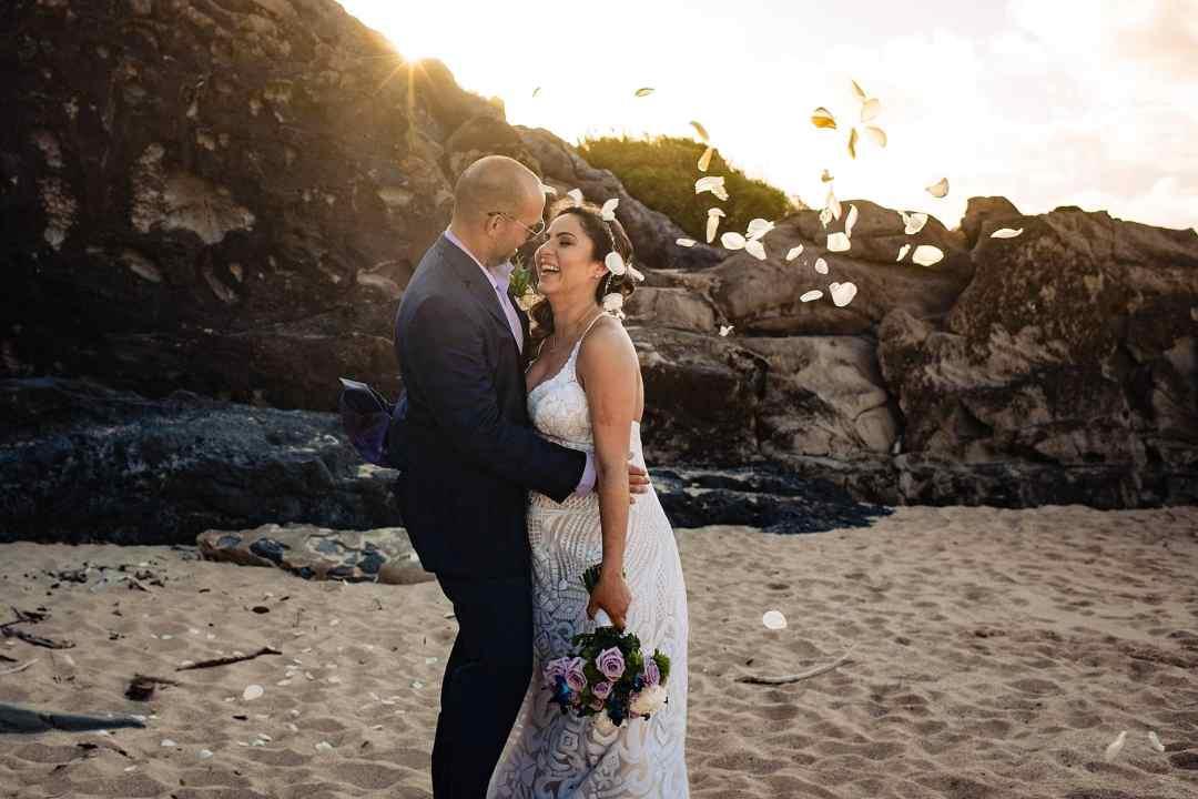 ironwoods beach wedding