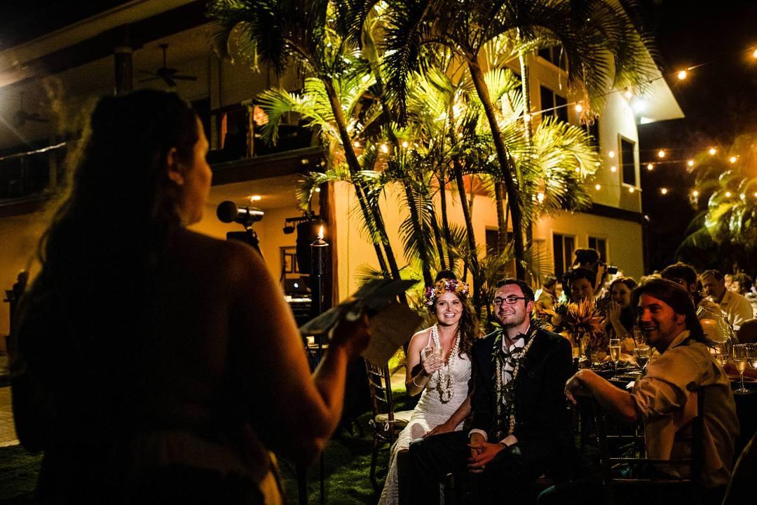 aloha aku wedding