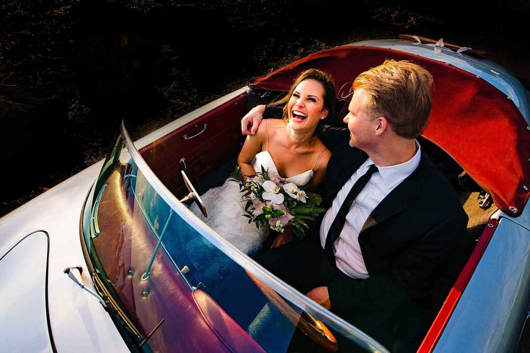 Maui Roadster for wedding