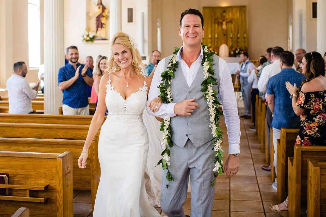 joyful westin maui wedding